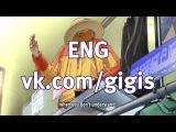 [Gigis][английские субтитры] 7 (07) серия Манящие горы / Девочки-скалолазки / Yama no Susume